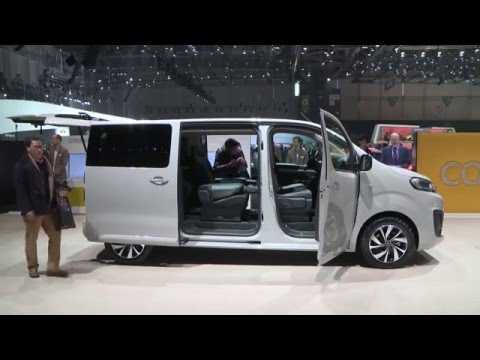 citroen space tourer trailer automototv sur orange vid os. Black Bedroom Furniture Sets. Home Design Ideas