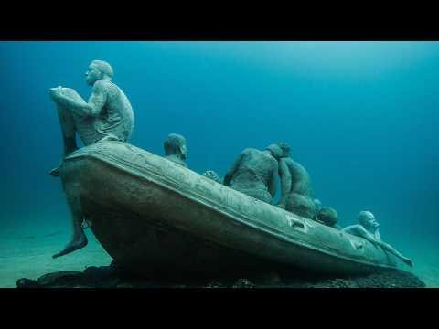 Muséo Atlantico, premier musée en Europe au fond de l'océan