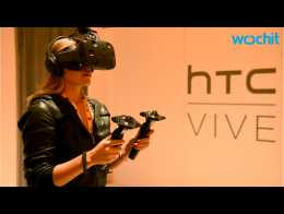 15,000 HTC Vive VR Headsets Sold In Under Ten Minutes