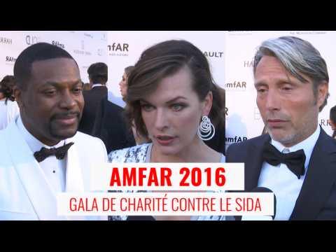 Amfar 2016 - Lutte contre le sida : les stars s'adressent aux jeunes
