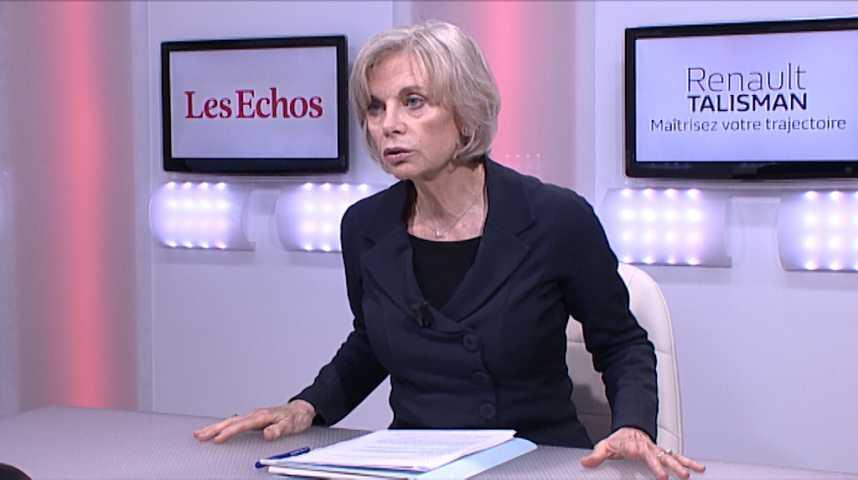 """Illustration pour la vidéo Elisabeth Guigou : """"Il faut désembourber l'Europe"""""""