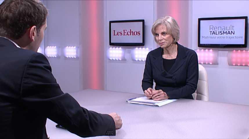 """Illustration pour la vidéo Elisabeth Guigou : """"L'inititive de la France est de renouer le dialogue entre Israëlien et Palestiniens"""""""