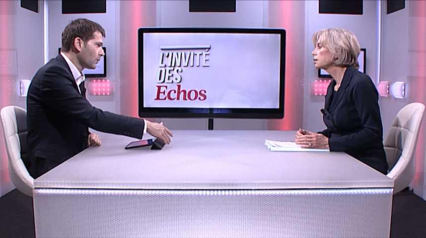 """Illustration pour la vidéo Elisabeth Guigou : """"Il faut une vraie politique macro-économique commune en Europe"""""""