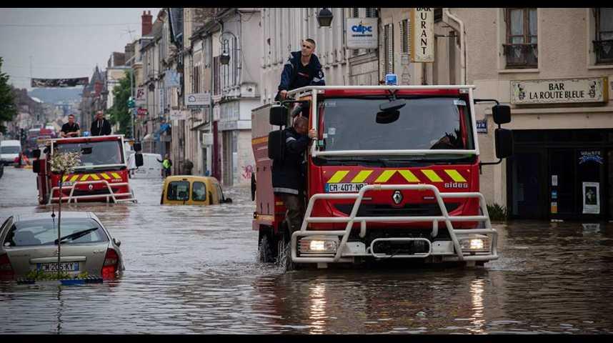 Illustration pour la vidéo Inondations : que peuvent faire les entreprises touchées ?