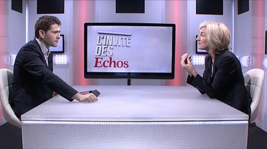 """Illustration pour la vidéo Isabelle Falque-Pierrotin : """"L'Europe reprend la main dans cet univers de la donnée numérique"""""""