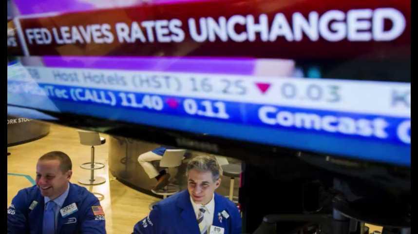 Illustration pour la vidéo La Fed voulait avoir une vision claire des conséquences du vote britannique