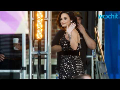 Demi Lovato Rants On Twitter About Celeb Culture