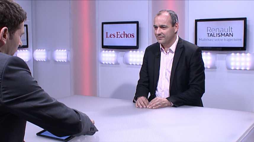 """Illustration pour la vidéo L. Berger (CFDT) : """"Le Medef est le seul responsable dans l'échec des négociations avec l'Unedic"""""""