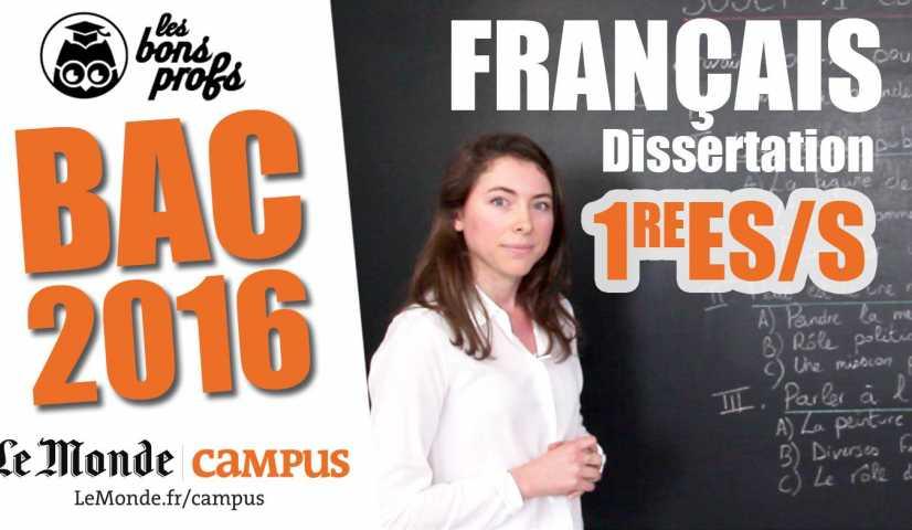 dissertation poesie bac francais Publié par amélie bac francais commenter mar 14 2013 cet exercice vous propose 8 sujets de dissertation tirés des annales du bac de français.