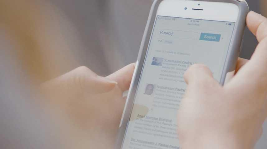Illustration pour la vidéo Comment le haut débit mobile devient une réalité...