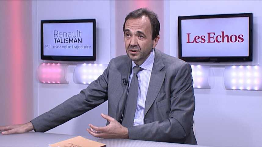 """Illustration pour la vidéo F. Salat-Baroux : """"Les Français sont en avance face à la France dans la mondialisation """""""