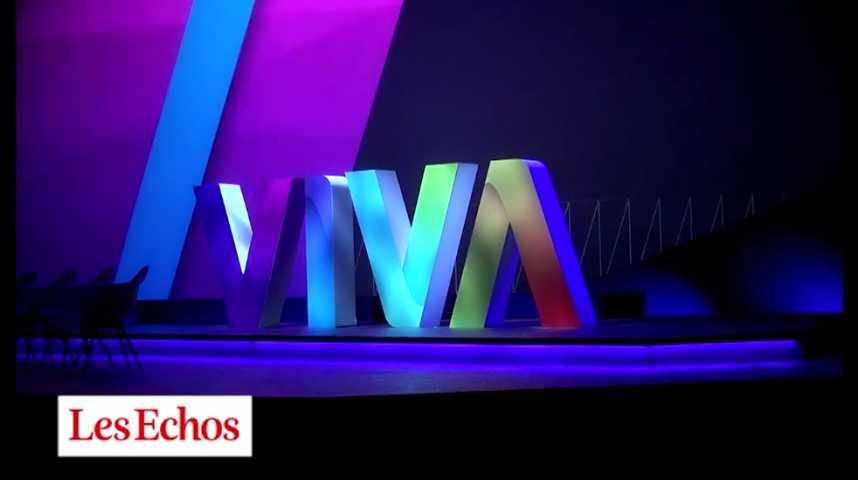 Illustration pour la vidéo VivaTech : les meilleurs moments de la journée de jeudi