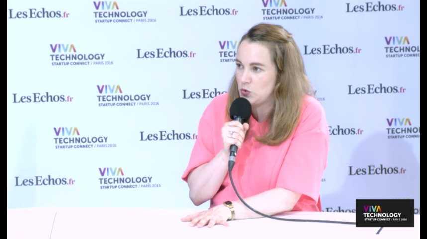 """Illustration pour la vidéo Axelle Lemaire : """"Le numérique est un message d'espoir, en particulier à destination des plus jeunes"""""""