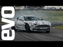 Aston Martin DB11 prototype drive   evo DIARIES