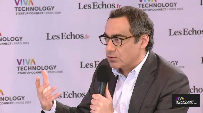 """Illustration pour la vidéo Robert Vassoyan (Cisco) : """"Je vois la France comme une championne de la R&D"""""""