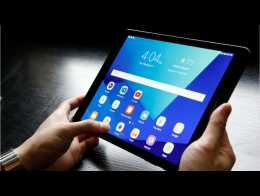 Did Best Buy Just Release the Price for Samsung's New Galaxy Tab S3?