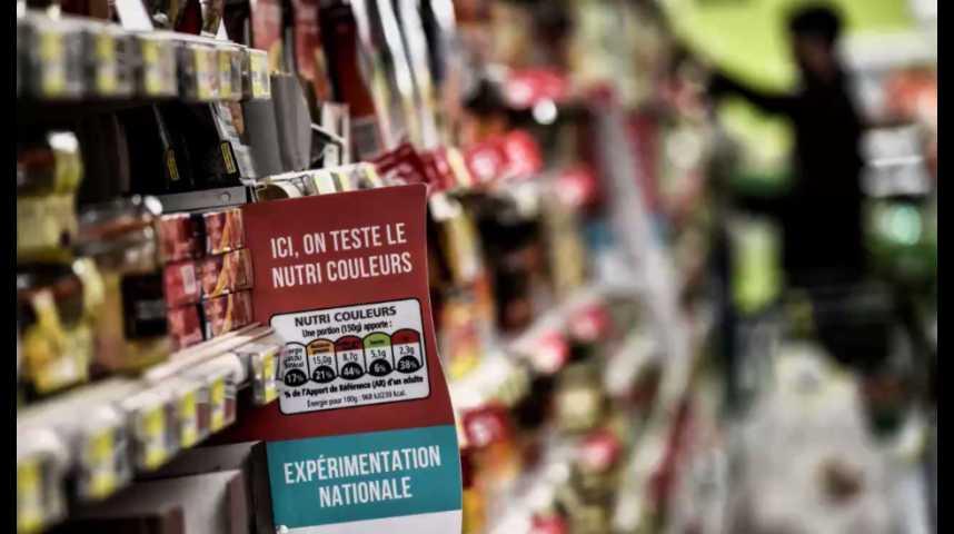 Illustration pour la vidéo Le nouvel étiquetage nutritionnel en 5 questions