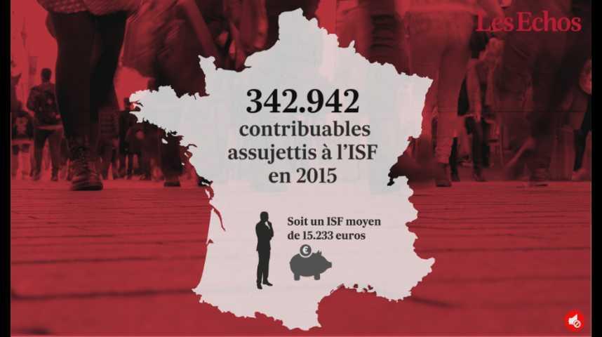 Illustration pour la vidéo L'ISF, cet impôt qui divise les candidats à la présidentielle