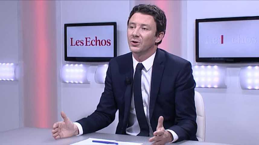 Illustration pour la vidéo Quelle majorité présidentielle pour Emmanuel Macron ? Son porte-parole répond