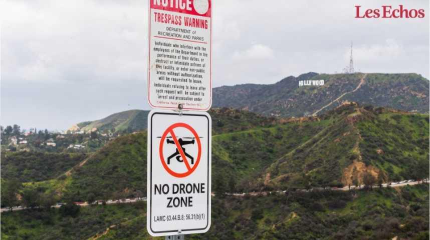 Illustration pour la vidéo Le drone qui servait à intercepter les drones