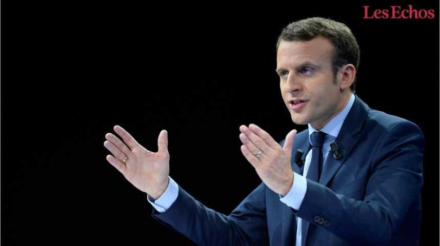 Illustration pour la vidéo Impôt sur le revenu, ISF... Le programme fiscal d'Emmanuel Macron