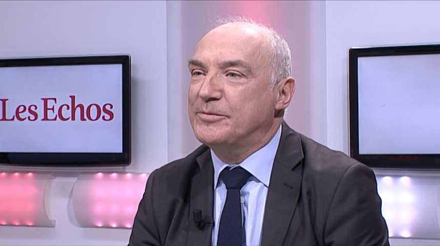 """Illustration pour la vidéo """"Les marchés ont montré qu'ils absorbaient les risques politiques"""" (Pierre Valentin)"""
