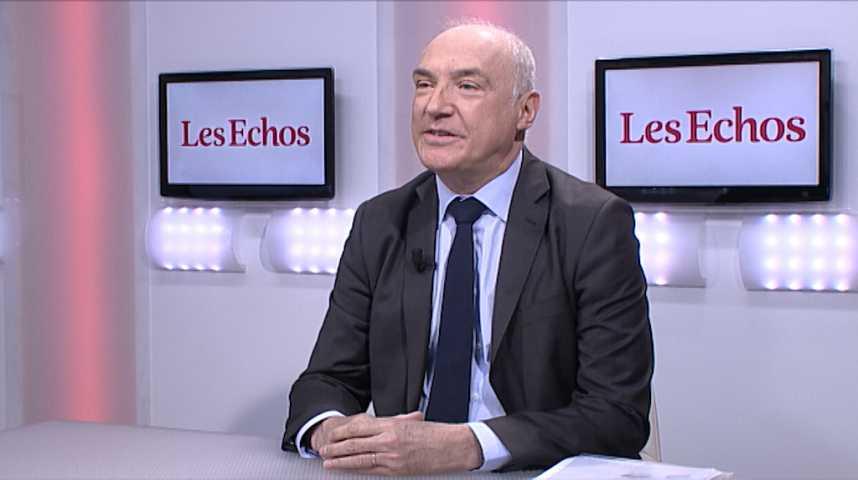 Illustration pour la vidéo L'invité des Echos : Pierre Valentin (président du directoire d'Ecofi Investissements)