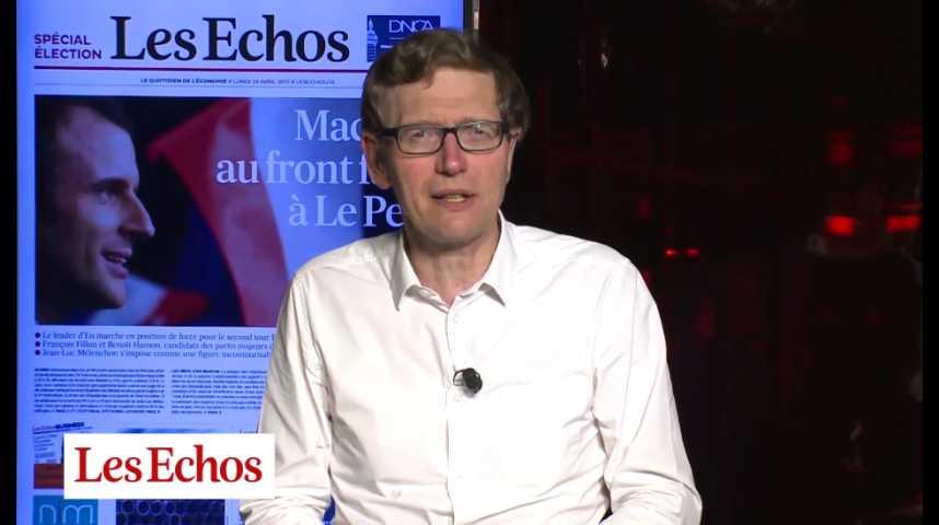 Illustration pour la vidéo Présidentielle : l'analyse économique de Dominique Seux