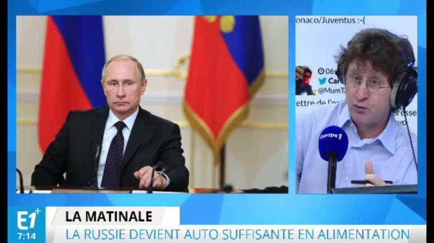 Illustration pour la vidéo Pourquoi l'économie russe est sortie renforcée des sanctions européennes