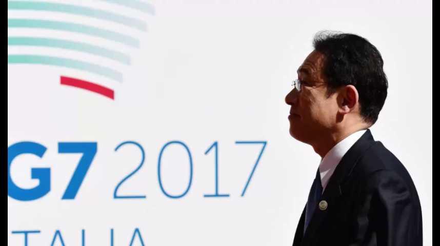 """Illustration pour la vidéo G7 sur la Syrie : """"Il n'y pas d'avenir possible avec Bachar al-Assad"""""""