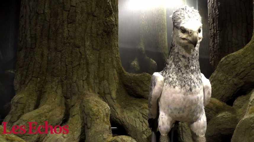 Illustration pour la vidéo Dans les coulisses des studios Harry Potter
