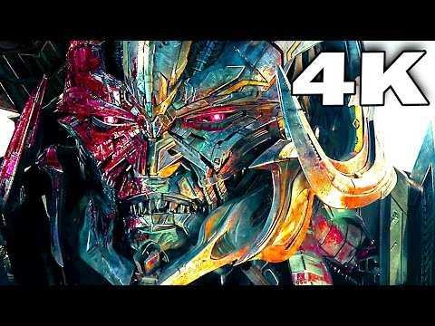 TRANSFORMERS 5 - Official Trailer # 3 (Ultra HD 4K, 2017 Biggest Blockbuster?)