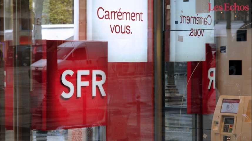 Illustration pour la vidéo Et si SFR changeait de nom ?