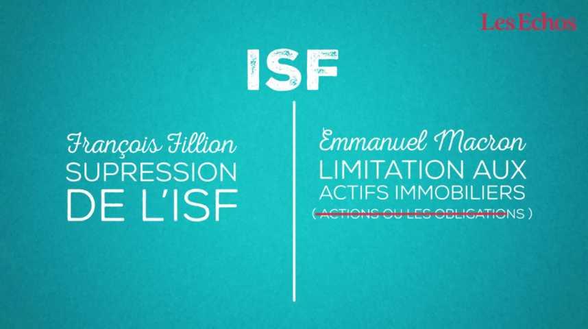 Illustration pour la vidéo L'ISF va-t-il disparaître ?