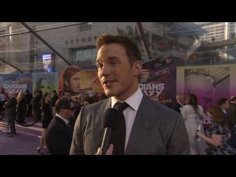 'Guardians of the Galaxy Vol. 2' Premiere: Chris Pratt Stars