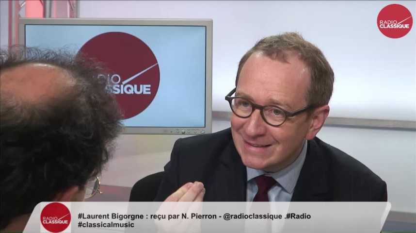 """Illustration pour la vidéo """"Il faut que ceux qui défendent l'Europe expliquent pourquoi et comment"""" Laurent Bigorgne (21/04/2017)"""