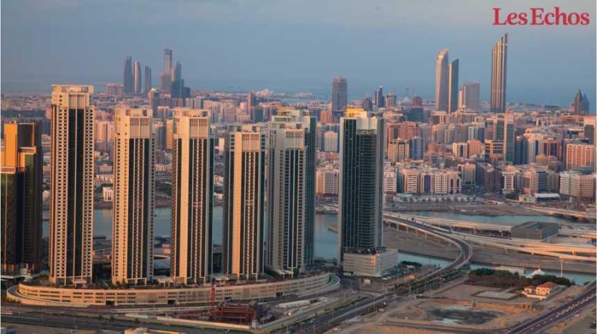 Illustration pour la vidéo Escroquerie historique à Abou Dhabi