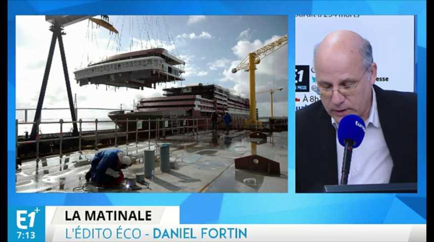 Illustration pour la vidéo Chantier naval de Saint-Nazaire : l'impossibilité de construire une Europe de l'industrie