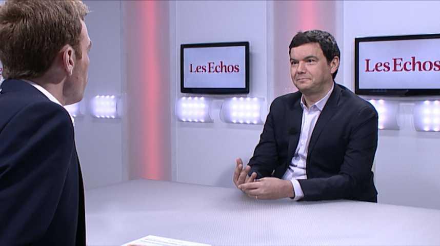 Illustration pour la vidéo «Hamon est le seul candidat vraiment européen, Macron et Fillon sont dans le statu quo», selon Thomas Piketty