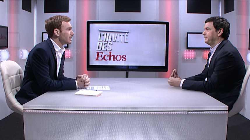 Illustration pour la vidéo Thomas Piketty plaide pour une «Assembléedémocratique de la zone euro »