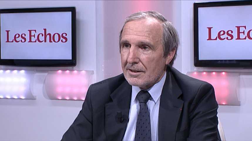 Illustration pour la vidéo L'invité des Echos: Alain Taravella, Président Fondateur d'Altarea Cogedim
