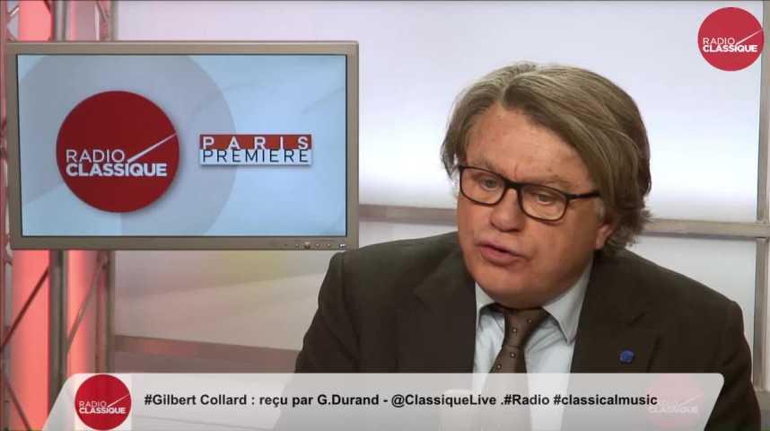 """Illustration pour la vidéo """"Le dossier François Fillon existe indépendamment de la révélation"""" Gilbert Collard (28/03/2017)"""