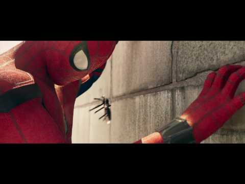 Bande-annonce Spider-Man: Homecoming
