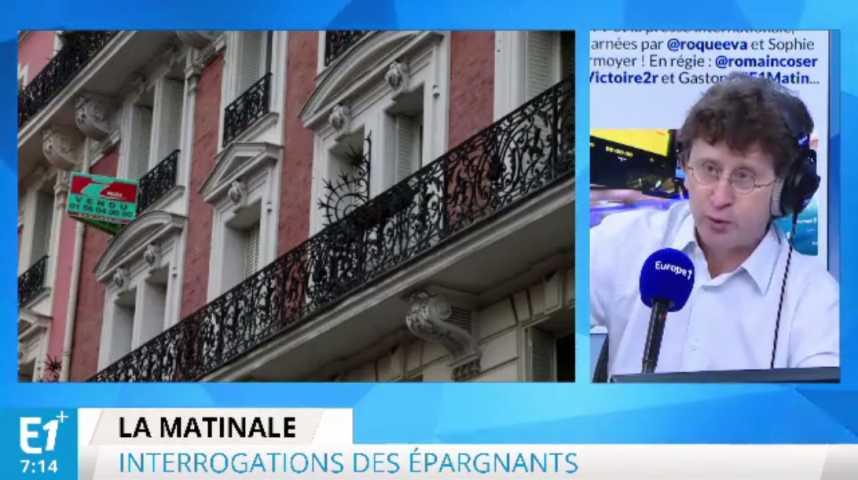 Illustration pour la vidéo Présidentielle : l'inquiétude des épargnants français