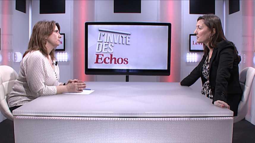 """Illustration pour la vidéo """"La démarche d'En Marche est de tuer le Parti Socialiste"""" (Karine Berger, députée PS)"""
