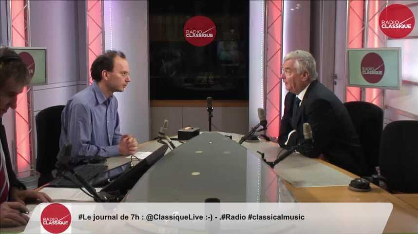 """Illustration pour la vidéo """"On ne dit pas assez les bienfaits qu'a apporté l'euro"""" Jean-Luc Petithuguenin (07/04/17)"""