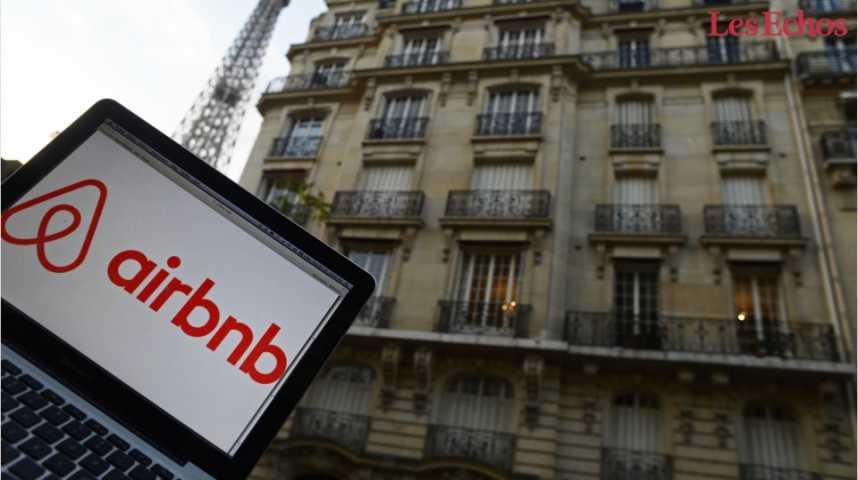 Illustration pour la vidéo L'impact économique d'Airbnb en France atteint un nouveau record
