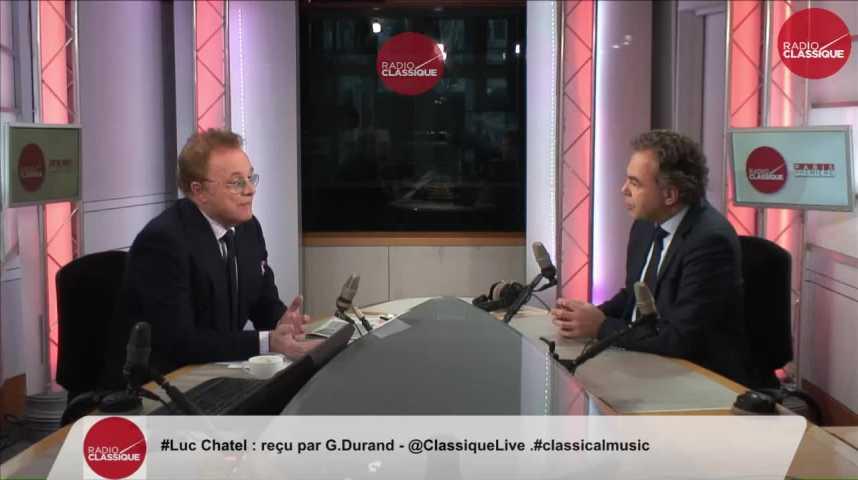 """Illustration pour la vidéo """"On ne peut voter pour un candidat qui explique qu'il n'y a pas de culture française"""" Luc Chatel"""
