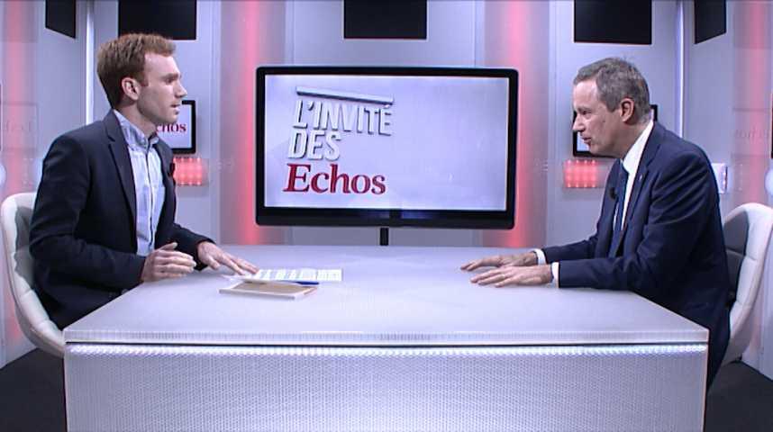 """Illustration pour la vidéo """"Il n'y a aucune raison pour que l'Etat nourrisse les banques privées"""" (Nicolas Dupont-Aignan)"""