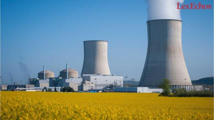 Illustration pour la vidéo La sortie du nucléaire en 5 chiffres